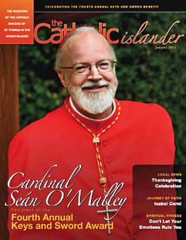 Catholic Islander Cover