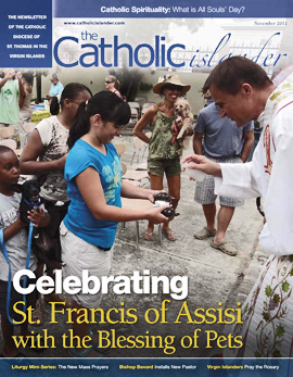 Catholic Islander Front Cover